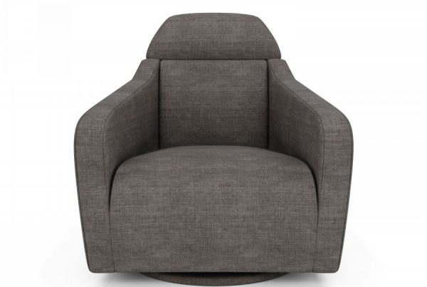 featured teo swivel armchair