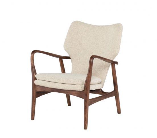 patrik occasional chair - shell