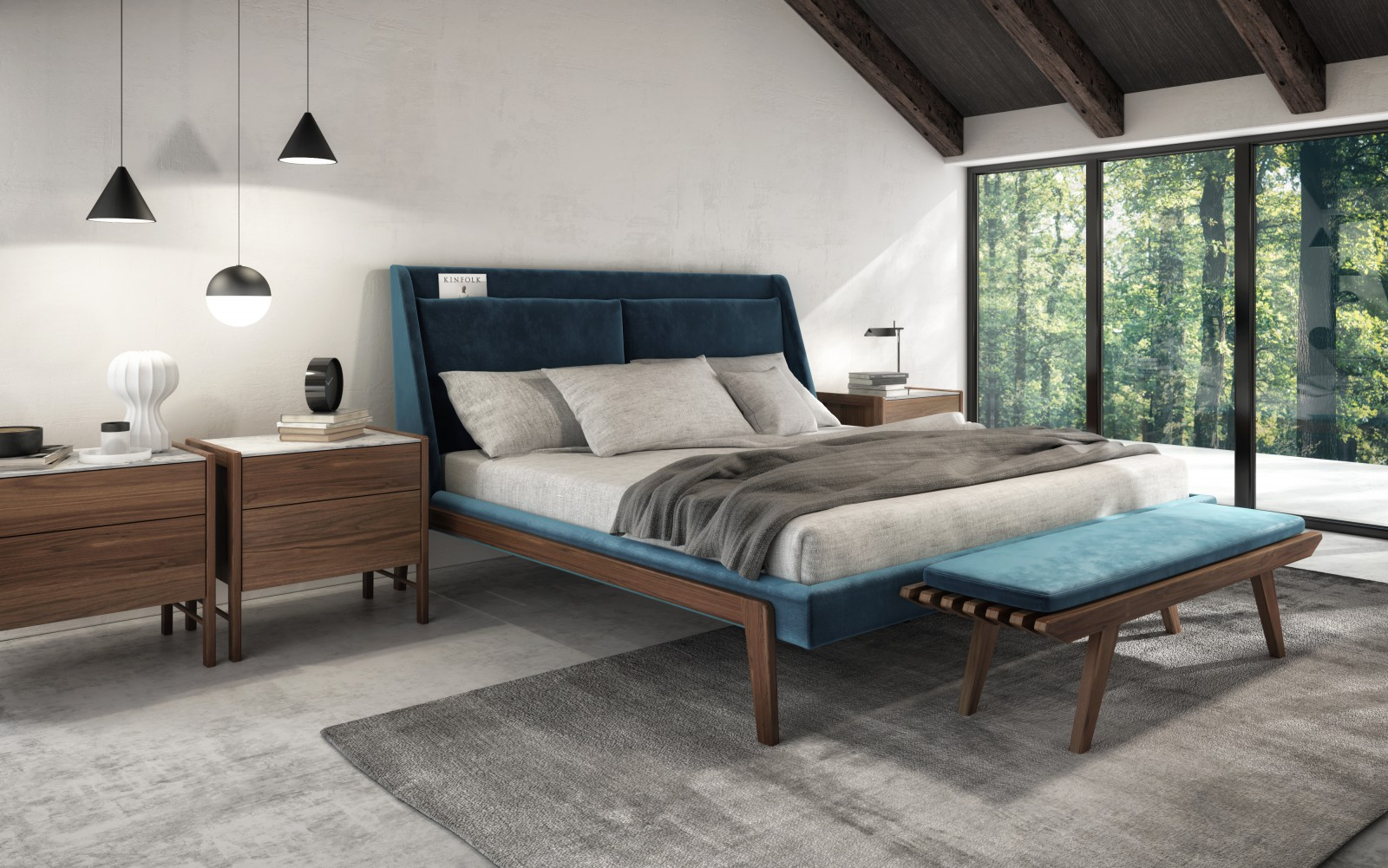 huppe bedding at Park furnishings