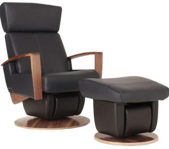Orlando swivel armchair