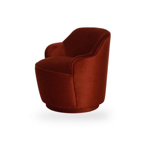turin swivel chair